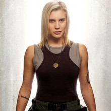 Katee Sackhoff Battlestar Galactica